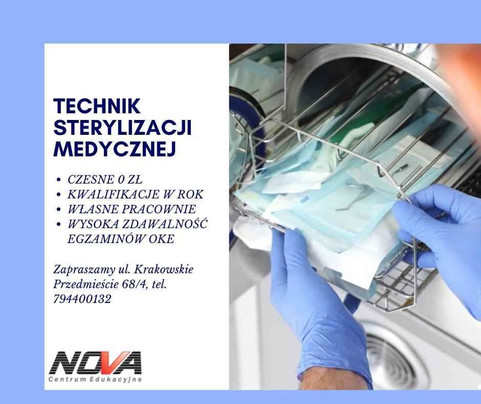 Technik sterylizacji Lublin - zdjęcie 1