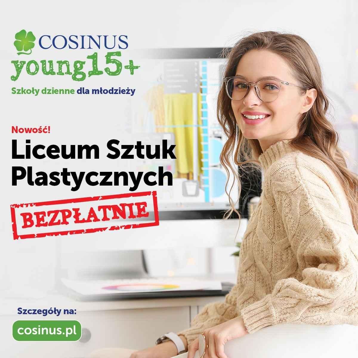 Nowe Liceum Sztuk Plastycznych Cosinus Wola - zdjęcie 1