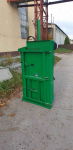 Belownica prasa do foli makulatury kartonu śmieci odpadów papieru Drzewica - zdjęcie 6