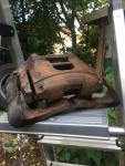 Tarcza + zacisk Audi A6C6 allroad Bałuty - zdjęcie 2
