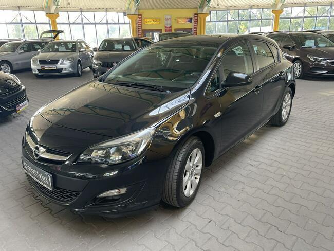 Opel Astra ZOBACZ OPIS !! W podanej cenie roczna gwarancja Mysłowice - zdjęcie 1