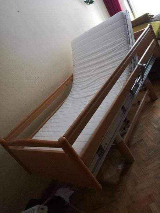 Łóżko Rehabilitacyjne Vólker 2080 Myszków - zdjęcie 2