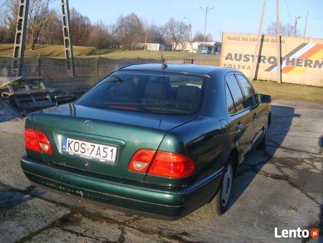 mercedes W210 2.2D (okularnik) Oświęcim - zdjęcie 2