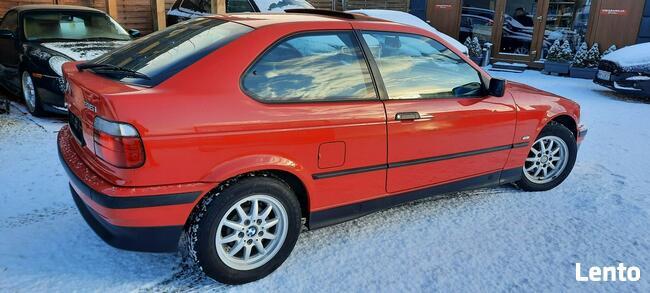 BMW e36*Org,Lakier*Individual*Czarny sufit*BEZ KOROZJI*** Kobyłka - zdjęcie 3