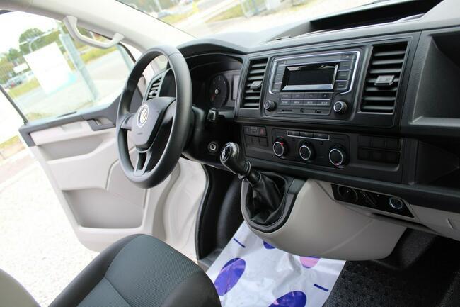 Volkswagen Transporter F-Vat,Gwarancja,Salon Polska,9-osób,LONG Warszawa - zdjęcie 9