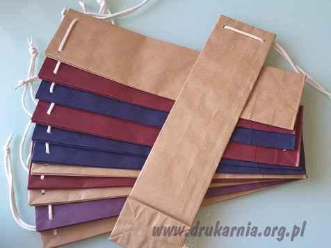 Torby papierowe z nadrukiem Twojego LOGO Słupsk - zdjęcie 6
