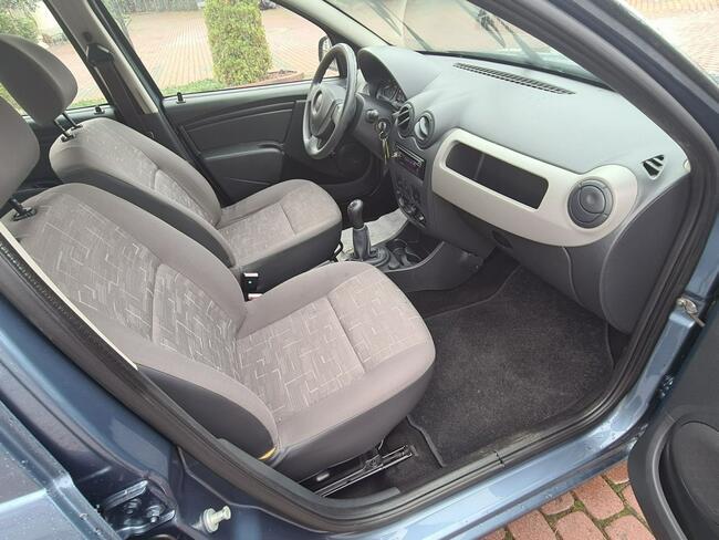 Dacia Sandero z Niemiec 1,4 benzyna 75 KM tylko 66 tys. przebieg Rzeszów - zdjęcie 12