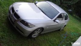 2005 BMW e90 325i 218 koni, N52, 6 biegow, skora, xenon Sanok - zdjęcie 10