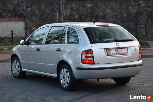 Škoda Fabia 1.2 12v 2007r. SALON Klima Polecam Kampinos - zdjęcie 3