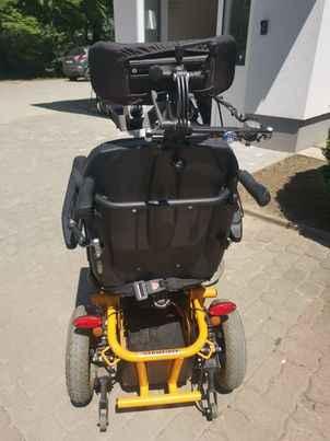 Wozek elektryczny inwalidzki Krosno - zdjęcie 4