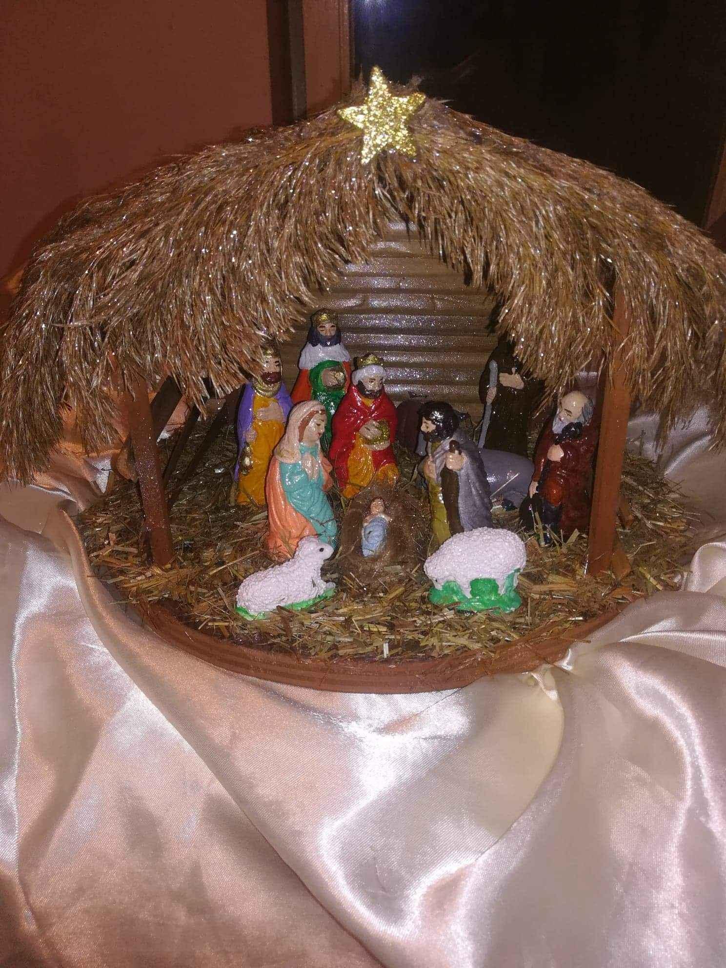 Szopka Bożonarodzeniowa Saduny - zdjęcie 4