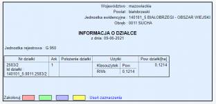 Działka budowlana Białobrzegi/Sucha Białobrzegi - zdjęcie 6