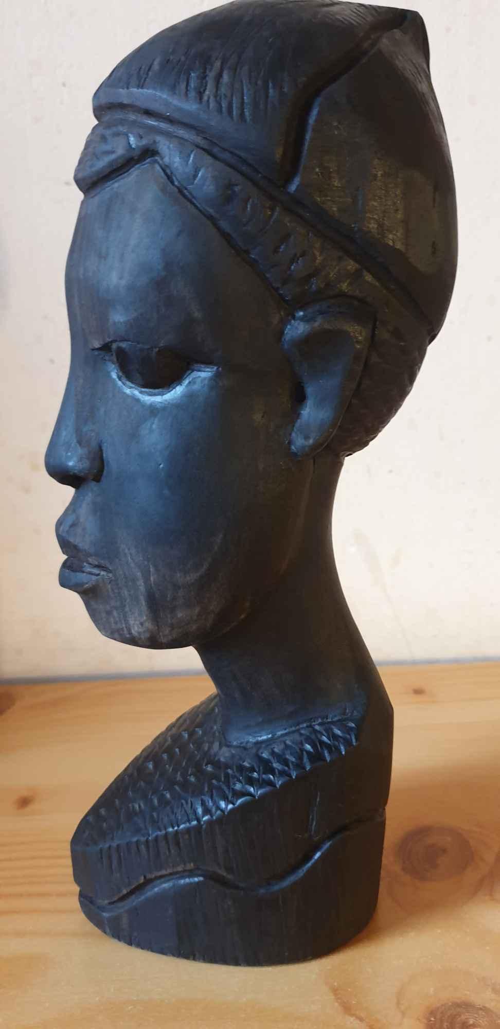 Rzeźba z hebanu Śródmieście - zdjęcie 4