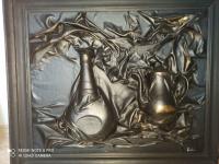 Obrazy ze skory ręcznie robione-kolekcja! Kłobuck - zdjęcie 9