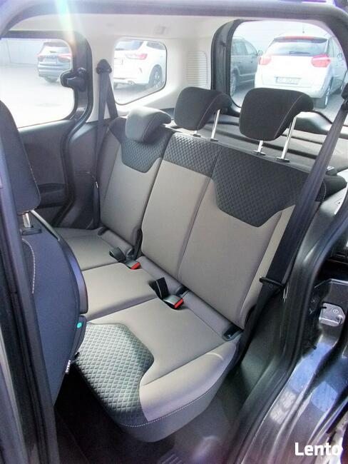 Ford Transit Courier 1.5 100KM Tourneo.Od dealera.Gwarancja Częstochowa - zdjęcie 10