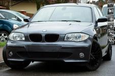 BMW 120 Opłacone 2.0i 150KM Serwis Rude skóry Navi Pdc Gwarancja Kutno - zdjęcie 1