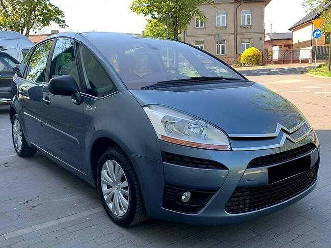 Citroen C4 Picasso Benzyna Climatronic Gwarancja Kutno - zdjęcie 6