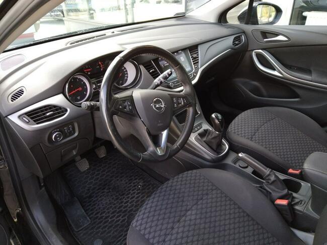 Opel Astra 1.4 150 km salon pl bogata wersja Bełchatów - zdjęcie 9