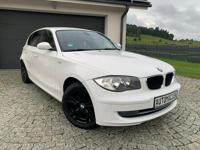 BMW 116 BENZYNA, SUPER STAN, GWARANCJA! Kamienna Góra - zdjęcie 5