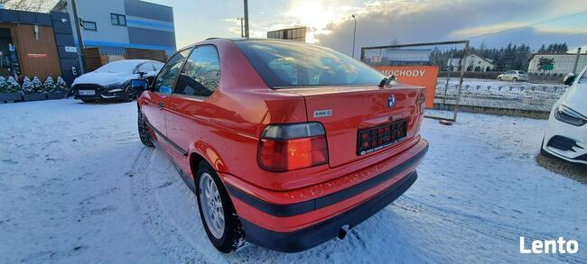BMW e36*Org,Lakier*Individual*Czarny sufit*BEZ KOROZJI*** Kobyłka - zdjęcie 5