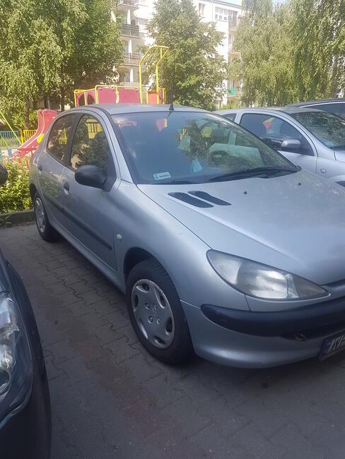 Sprzedam samochód Peugeot 206 Pruszków - zdjęcie 4