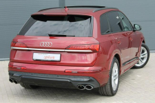 Audi SQ7 435 KM Lasery oś skrętna webasto B&O Advanced Dach panor Gdańsk - zdjęcie 10