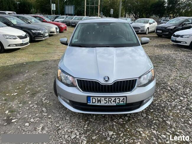 Škoda Fabia 1.4 TDI 105KM Ambition Kombi Salon PL Piaseczno - zdjęcie 4