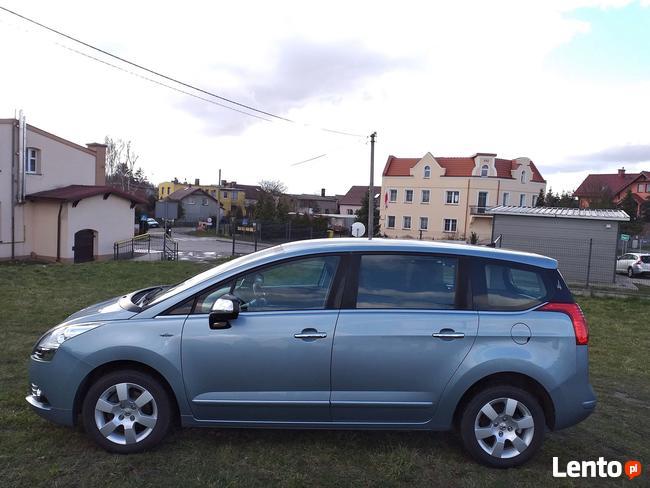 Peugeot 5008 1.6 HDI 110KM 2010r 152 tyś Chojnice - zdjęcie 6