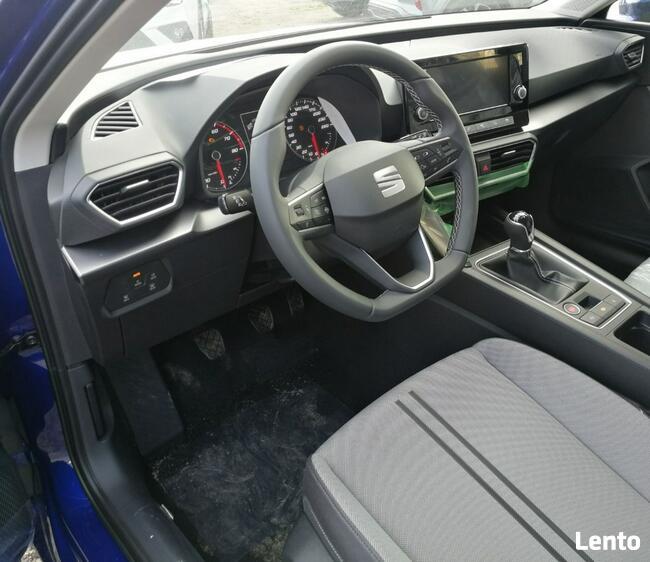 Seat Leon Sportstourer Full Led 1.5 TSI 130 KM Warszawa - zdjęcie 5