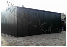 Garaze blaszane, blaszaki, schowki budowlane, wiaty, hale. Kielce - zdjęcie 5
