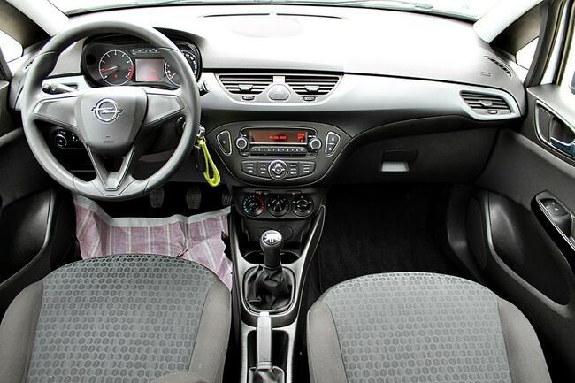 Opel Corsa 1.2 70KM!2015r!101Tys.km!Klimatyzacja!Stan bdb!Opłacona! Łask - zdjęcie 8