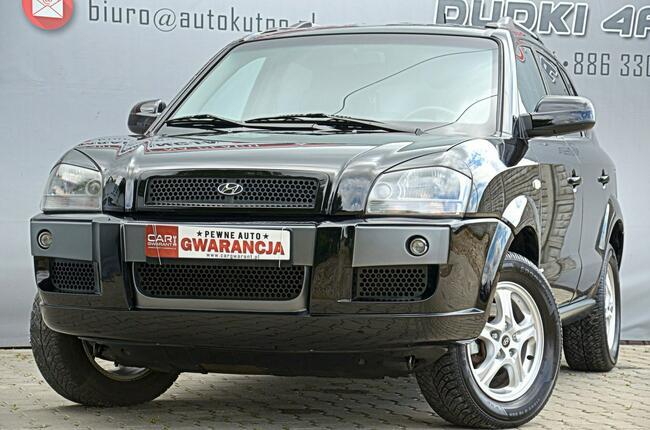 Hyundai Tucson 2,0 16V Champion Raty Zamiana Gwarancja Kutno - zdjęcie 2