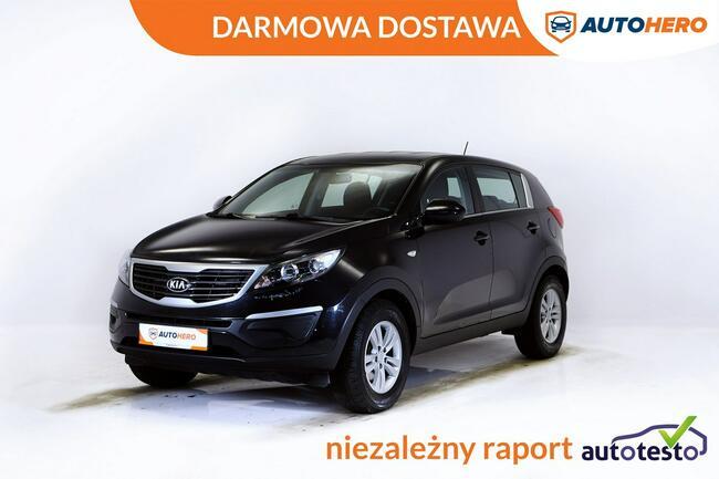 Kia Sportage DARMOWA DOSTAWA, Klima, I właściciel, Hist. Serwisowa Warszawa - zdjęcie 1