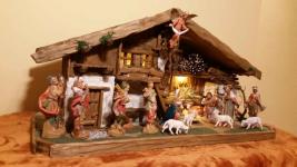 Szopka stajenka Bożonarodzeniowa Żywiec - zdjęcie 4