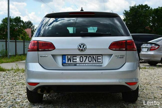 Volkswagen Golf 2.0TDI 150KM highline, 1 wł, salon PL, FV 23% Łódź - zdjęcie 7