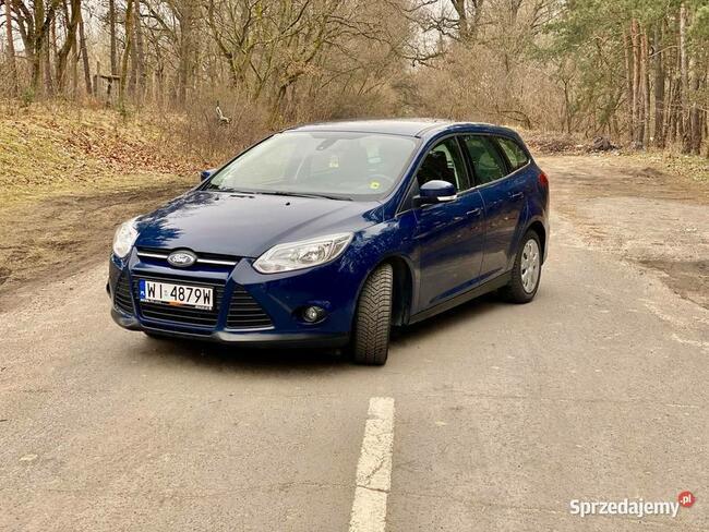 Ford Focus kombi 1,6 tdci Pewniak Wawer - zdjęcie 1