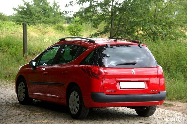 Peugeot 207 SW 1,4 benzyna 95 KM, Perełka, perfekcyjny stan !!! Roztoka - zdjęcie 3