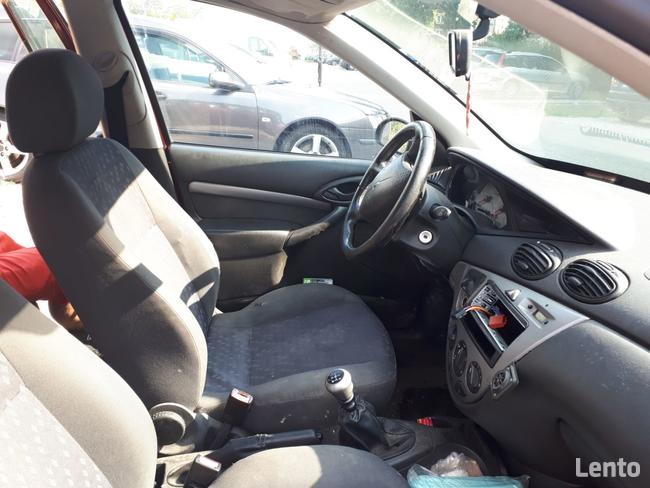 Ford Focus 2001 r. SPRZEDAM Targówek - zdjęcie 4