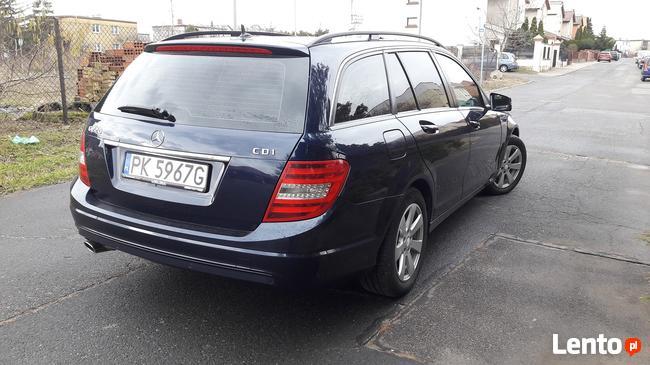 Mercedes C 170 KM BI XENON ILS BlueEFFICIENCY navi kamery Kalisz - zdjęcie 4
