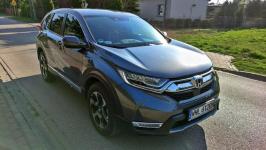 Honda CR-V Hybryda 2.0 184KM AWD Skóra Navi LED Zadbana Błonie - zdjęcie 5