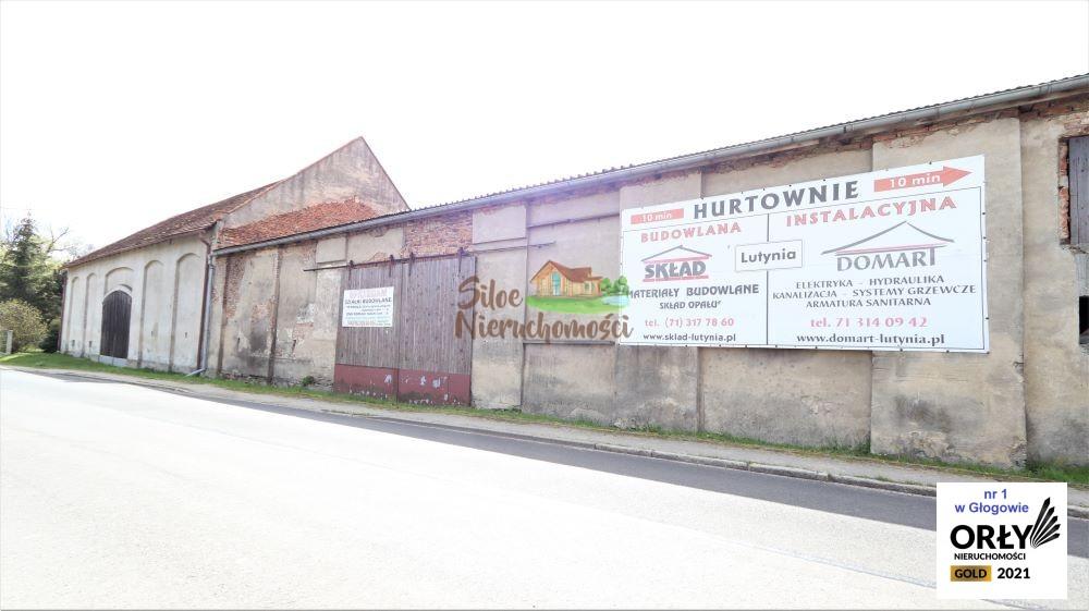 Działka (usługowa) z budynkiem gospodarczym Bogdaszowice - zdjęcie 2