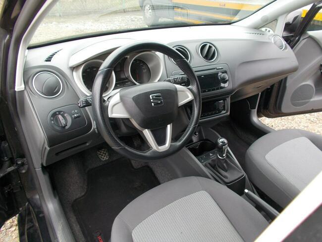 Seat Ibiza Opłacony Zdrowy Zadbany z Klimatronikem  100 Aut na Placu Kisielice - zdjęcie 8