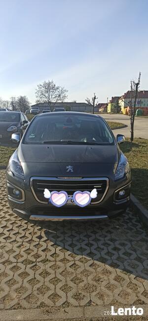 Peugeot 3008 Legnica - zdjęcie 1