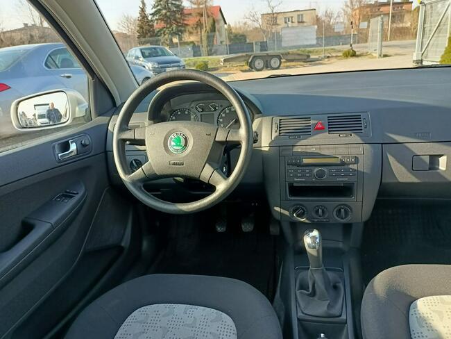Škoda Fabia 1.4 Klima Comfort Serwis Piekna z Niemiec Radom - zdjęcie 12