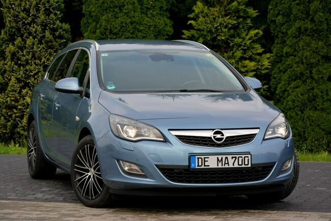 """1.4T(140KM)*Xenon*Navi*Ledy*2xParktronic*Alu 17""""ASO Opel Ostrów Mazowiecka - zdjęcie 7"""