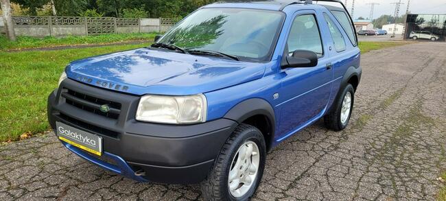 Land Rover Freelander ZOBACZ OPIS !! W podanej cenie roczna gwarancja Mysłowice - zdjęcie 1