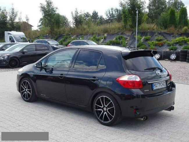 Toyota Auris 1.6 Benz. 132KM Klimatronic Bezwypadkowy Zadbany Opłacony Kościerzyna - zdjęcie 8
