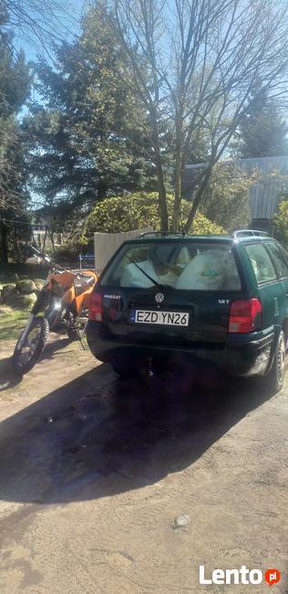 vw passat 1.8 gaz zamienie Łódź - zdjęcie 4
