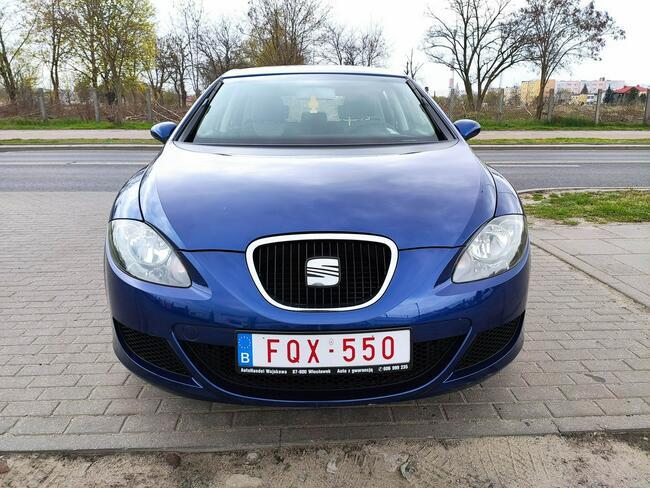 Seat Leon 1,6 benzyna zadbany Włocławek - zdjęcie 2