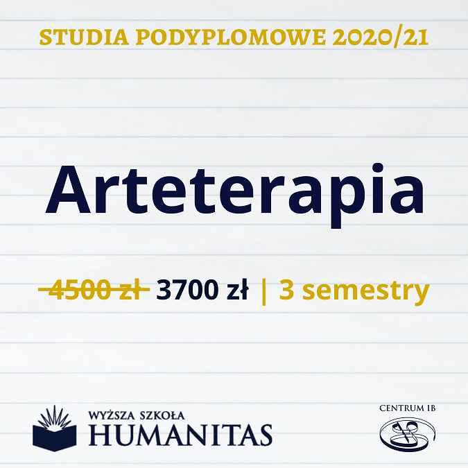 Arteterapia - studia podyplomowe Śródmieście - zdjęcie 1